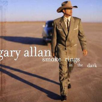 Gary Allan - anillos de humo en la importación de oscuro USA [CD]