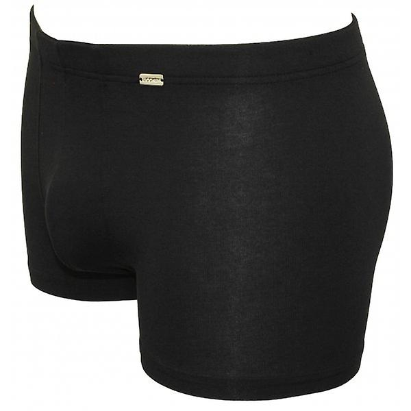Jockey Modern Stretch Boxer Trunk, Black