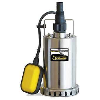 Garland Submersible electric pump 550 W Xe Amazon 400 - 8,500 L / H - 7.5 M