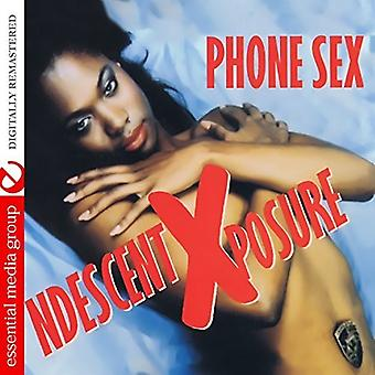 Ndescent Xposure - telefonsex [CD] USA import