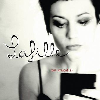 Lafille - Tout Attache(E) [CD] USA importerer