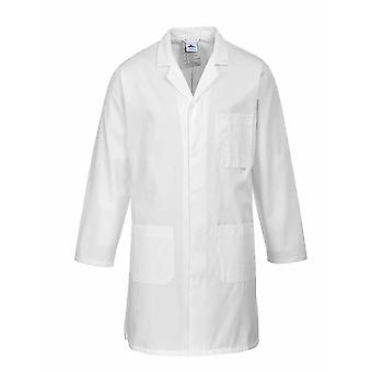 Portwest - Standard medizinischer Coverall Laborkittel