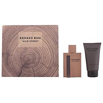 Armand Basi Wild Forest Vapo 90ml Edt + 1 Piece (Man , Perfumes , Perfumes)