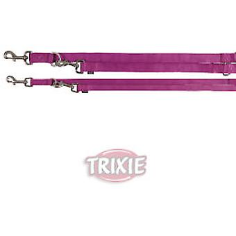 Trixie Branch Premium Adjustable Pink (Dogs , Collars, Leads and Harnesses , Leads)