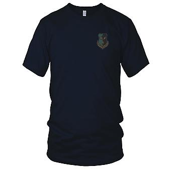 Air Weather Agency OD Embroidered Patch - Mens T Shirt
