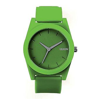 Lexon Spring Rubber Watch - petit
