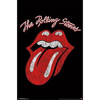 Rolling Stones - Classic Logo Plakat Poster drucken