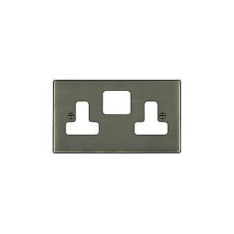 ハミルトン Litestat ハートランド アンティーク真鍮 SS2 絞り Gridfix プレート