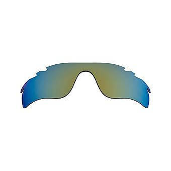 Replacement Lenses Compatible with OAKLEY Vented Radarlock Path Polarized Green
