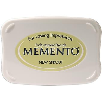 Memento Dye Ink Pad-New Sprout ME-000-704