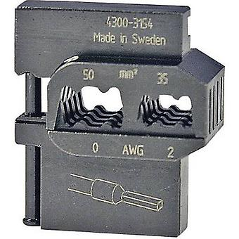 Crimp inset Ferrules 35 up to 50 mm²