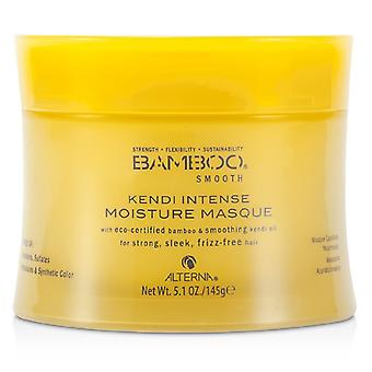 Alterna Bamboo Smooth Kendi Intense Moisture Masque (For Strong, Sleek, Frizz-Free Hair) 150ml/5.1oz