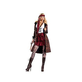 Be Wicked BW1283 3 Piece set Provocative Pirate