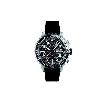 Fortis Marinemaster watch classic chronograph automatic 671.17.41 K