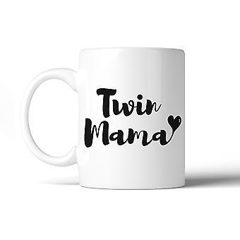 Mama de doble taza de café cerámica de 11 Oz
