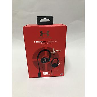 Under Armour JBL Sport Wireless Bluetooth Headphone with Heart Rate Monitor - Black
