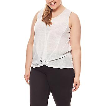 Top contrast piping large size white vivance collection