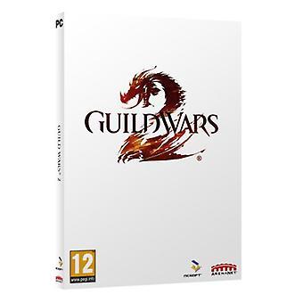 Guild Wars 2 - Standard Edition (PC DVD)