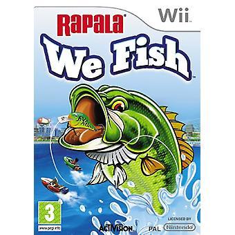 Rapala We vissen (Wii)