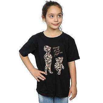 Disney Girls Winnie The Pooh Promise You'll Never Forget T-Shirt