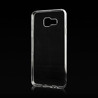 Silikoncase gennemsigtig 0.3 mm ultra tynde tilfældet for Samsung Galaxy A7 2016 A710F