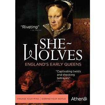She-Wolves: England's Early Queens [DVD] USA import