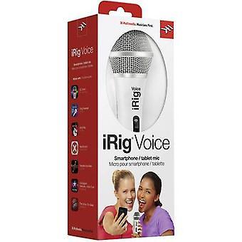 Handheld Microphone (vocals) IK Multimedia iRig Voice Transfer type:Corded