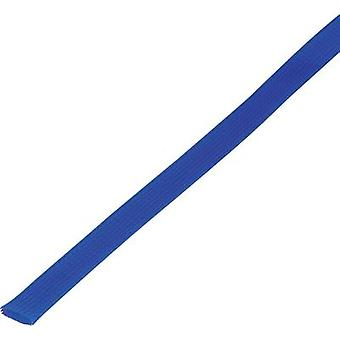 Conrad Components 1243822 CBBOX2028-BL Braided hose Blue PET 20 up to 28 mm 5 m