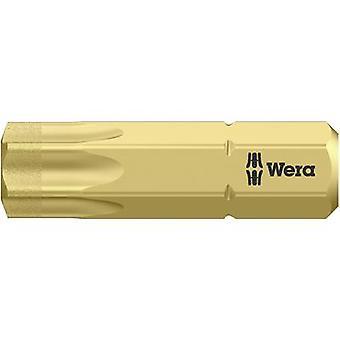 Torx bit T 40 Wera 867/1 BDC TX40X25 Tool steel al