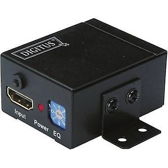 Digitus DS-55901 HDMI™-tillägg via data kabel 35 m