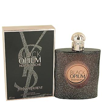 Yves Saint Laurent Black Opium Nuit Blanche Eau de Parfum 90ml EDP Spray
