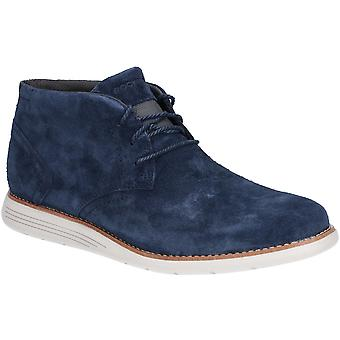 Rockport Mens Total Motion Sportdress Suede Chukka Boots