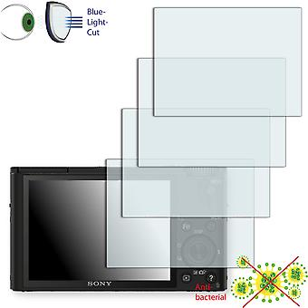Sony DSC-RX100 display protector - Disagu ClearScreen protector