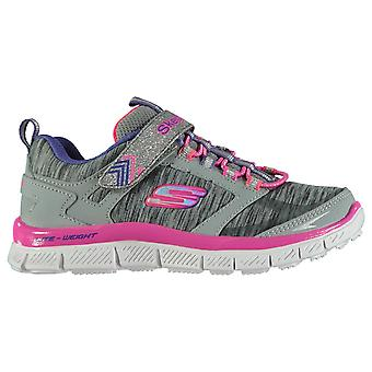 Skechers Kids Girls Appeal Daring Dream Child Trainers Runners Padded Ankle
