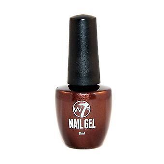 W7 Cosmetics Gel Nail Polish 8ml