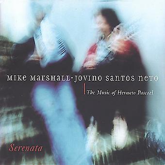 Jovino Neto Santos Quinteto - Serenata [CD] USA import