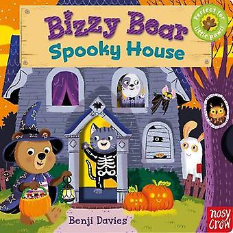 Bizzy Bear - Spooky House by Benji Davies - 9780857636904 Book