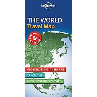 Lonely Planet The World Planning Map by Lonely Planet - 9781786579119