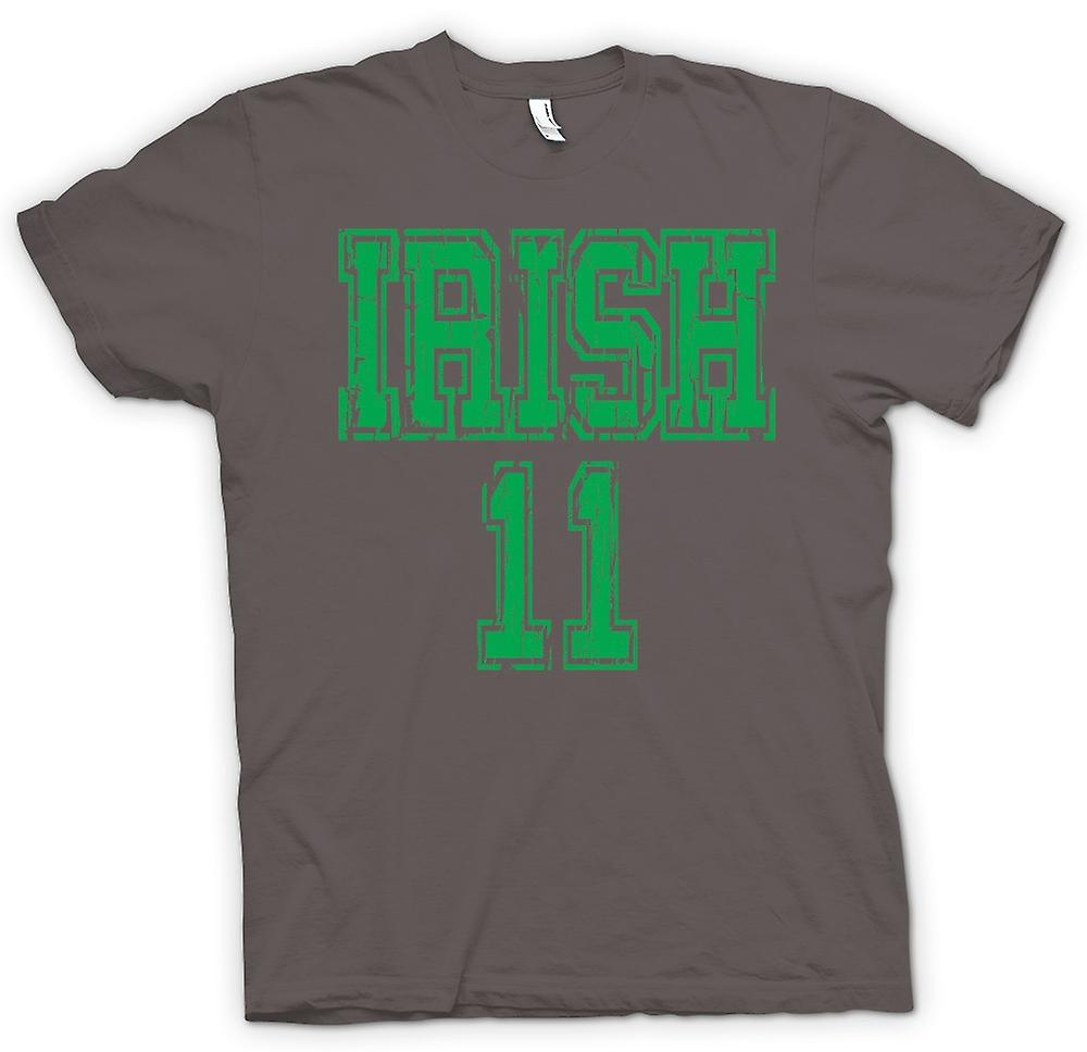 Womens T-shirt - St Patricks Day irischen 11 - lustig