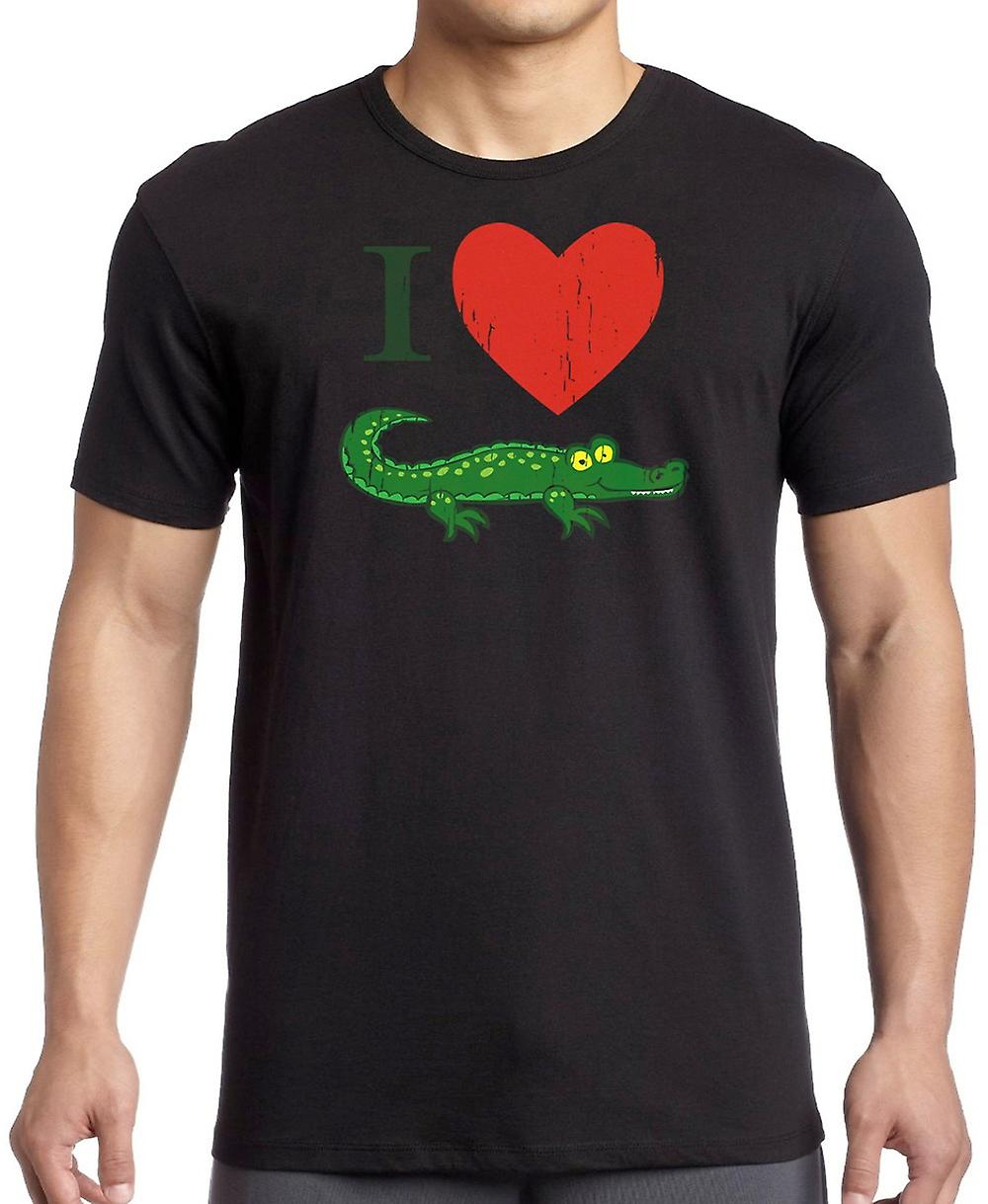 Je aime Crocodiles - Cool Kids T-shirt