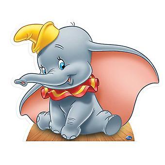 Dombo (Disney) - levensgrote kartonnen uitgesneden / Standee