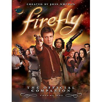 Firefly - The Official Companion by Joss Whedon - et al. - 97818457631
