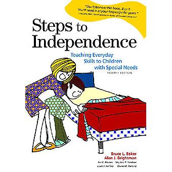 Steps to Independence - Teaching Everyday Skills to Children with Spec