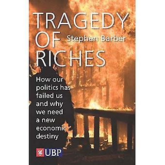 Tragedy of Riches: How Our Politics Has Failed Us and Why We Need a New Economic Destiny