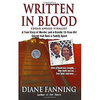 Geschreven in bloed