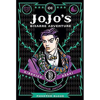 JOJOS BIZARRE ADV PHANTOM bloed HC VOL 01 (JoJo's Bizarre Adventure: deel 1--Phanto)
