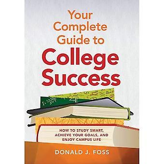 Uw Complete gids voor het College succes