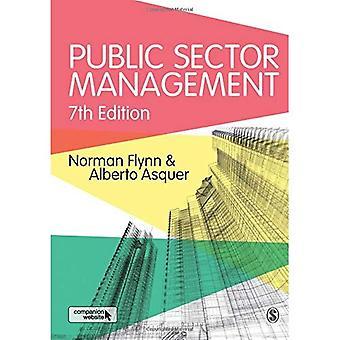 Gestion du secteur public