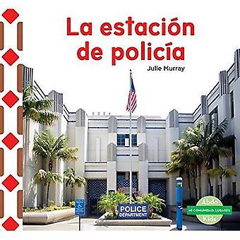 La Estaci�n de Polic�a (the Police Station ) (Mi Comunidad: Lugares (My Community: Places))