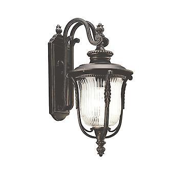 Luverne KL/LUVERNE2/Medium væg lanterne - Elstead belysning Kl / Luverne2 / KL/LUVERNE2/M